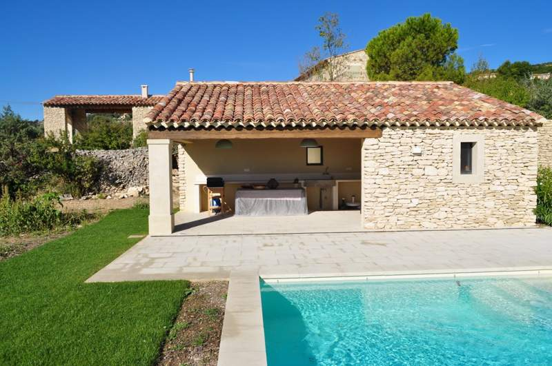 Unique Local technique, Pool House - Piscine béton Vaucluse - Inter-Piscine DK38